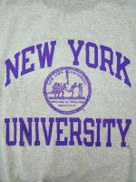 NYU -CREW NECK SWEAT(NYU UNIVERSITY)GRAY<img class='new_mark_img2' src='//img.shop-pro.jp/img/new/icons5.gif' style='border:none;display:inline;margin:0px;padding:0px;width:auto;' />