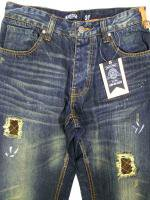 BORN FLY- DENIM PANTS RIPPED (IND,KHK)<30% OFF><img class='new_mark_img2' src='//img.shop-pro.jp/img/new/icons24.gif' style='border:none;display:inline;margin:0px;padding:0px;width:auto;' />