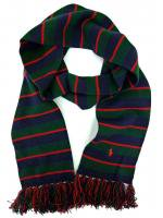 POLO RALPH LAUREN -MUFFLER(GREEN×NAVY×RED)<img class='new_mark_img2' src='//img.shop-pro.jp/img/new/icons5.gif' style='border:none;display:inline;margin:0px;padding:0px;width:auto;' />