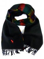 POLO RALPH LAUREN -MUFFLER(NAVY×NATIVE RAINBOW)<img class='new_mark_img2' src='//img.shop-pro.jp/img/new/icons5.gif' style='border:none;display:inline;margin:0px;padding:0px;width:auto;' />