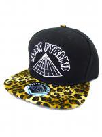 BLACK PYRAMID -STRAP BACK CAP(BLACK)<img class='new_mark_img2' src='//img.shop-pro.jp/img/new/icons5.gif' style='border:none;display:inline;margin:0px;padding:0px;width:auto;' />