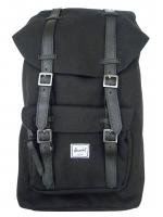 Herschel&Supply -LITTLE AMERICA CANVAS(BLACK)<img class='new_mark_img2' src='https://img.shop-pro.jp/img/new/icons5.gif' style='border:none;display:inline;margin:0px;padding:0px;width:auto;' />