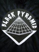 BLACK PYRAMID -SPYDER TIE DYE HOODIE(BLACK)<img class='new_mark_img2' src='//img.shop-pro.jp/img/new/icons5.gif' style='border:none;display:inline;margin:0px;padding:0px;width:auto;' />