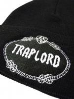 TRAP LORD -LOGO BEENIE(BLACK)<img class='new_mark_img2' src='https://img.shop-pro.jp/img/new/icons5.gif' style='border:none;display:inline;margin:0px;padding:0px;width:auto;' />