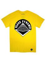 BLACK PYRAMID -S/S T SHIRT(YELLOW)<img class='new_mark_img2' src='//img.shop-pro.jp/img/new/icons24.gif' style='border:none;display:inline;margin:0px;padding:0px;width:auto;' />