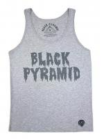 BLACK PYRAMID -TANK TOP(GRAY)<img class='new_mark_img2' src='https://img.shop-pro.jp/img/new/icons5.gif' style='border:none;display:inline;margin:0px;padding:0px;width:auto;' />