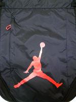 JORDAN BRAND -SACKY BAG(BLACK×RED)<img class='new_mark_img2' src='//img.shop-pro.jp/img/new/icons5.gif' style='border:none;display:inline;margin:0px;padding:0px;width:auto;' />