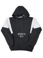 STARTER -1/4 ZIP JACKET(BROOKLYN NETS)<img class='new_mark_img2' src='https://img.shop-pro.jp/img/new/icons5.gif' style='border:none;display:inline;margin:0px;padding:0px;width:auto;' />