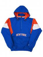 STARTER -1/4 ZIP JACKET(NEW YORK KNICKS)<img class='new_mark_img2' src='https://img.shop-pro.jp/img/new/icons5.gif' style='border:none;display:inline;margin:0px;padding:0px;width:auto;' />