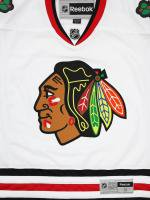 Reebok- NHL HOCKEY JERSEY CHICAGO BLACK HAWKS(WHITE)<img class='new_mark_img2' src='//img.shop-pro.jp/img/new/icons5.gif' style='border:none;display:inline;margin:0px;padding:0px;width:auto;' />