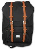 Herschel&Supply -LITTLE AMERICA (BLACK)<img class='new_mark_img2' src='https://img.shop-pro.jp/img/new/icons5.gif' style='border:none;display:inline;margin:0px;padding:0px;width:auto;' />