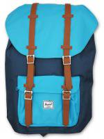 Herschel&Supply -LITTLE AMERICA (NAVY×SKY BLUE)<img class='new_mark_img2' src='//img.shop-pro.jp/img/new/icons5.gif' style='border:none;display:inline;margin:0px;padding:0px;width:auto;' />