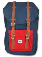 Herschel&Supply -LITTLE AMERICA (NAVY×RED)<img class='new_mark_img2' src='https://img.shop-pro.jp/img/new/icons5.gif' style='border:none;display:inline;margin:0px;padding:0px;width:auto;' />