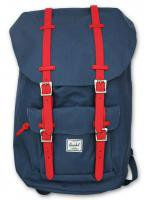 Herschel&Supply -LITTLE AMERICA (NAVY×RED)<img class='new_mark_img2' src='//img.shop-pro.jp/img/new/icons5.gif' style='border:none;display:inline;margin:0px;padding:0px;width:auto;' />