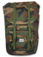 Herschel&Supply -LITTLE AMERICA (CAMO)<img class='new_mark_img2' src='https://img.shop-pro.jp/img/new/icons5.gif' style='border:none;display:inline;margin:0px;padding:0px;width:auto;' />