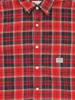 DENIM&SUPPLY - L/S CHECK SHIRT(RED)<img class='new_mark_img2' src='//img.shop-pro.jp/img/new/icons5.gif' style='border:none;display:inline;margin:0px;padding:0px;width:auto;' />