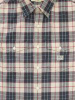 DENIM&SUPPLY - L/S CHECK SHIRT(BAIGE)<img class='new_mark_img2' src='https://img.shop-pro.jp/img/new/icons5.gif' style='border:none;display:inline;margin:0px;padding:0px;width:auto;' />