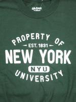 【20%OFF】NYU -CREW NECK SWEAT(MOSS GREEN)<img class='new_mark_img2' src='//img.shop-pro.jp/img/new/icons20.gif' style='border:none;display:inline;margin:0px;padding:0px;width:auto;' />