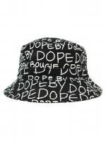 DOPE COUTURE -DOPE BY DOPE BUCKET HAT(BLACK)<img class='new_mark_img2' src='//img.shop-pro.jp/img/new/icons5.gif' style='border:none;display:inline;margin:0px;padding:0px;width:auto;' />