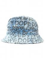 DOPE COUTURE -DOPE BY DOPE BUCKET HAT(DENIM)<img class='new_mark_img2' src='//img.shop-pro.jp/img/new/icons5.gif' style='border:none;display:inline;margin:0px;padding:0px;width:auto;' />
