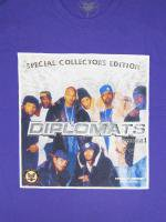 DIPSET USA -DIPSET MIX TAPE T-SHIRT(PURPLE)<img class='new_mark_img2' src='//img.shop-pro.jp/img/new/icons5.gif' style='border:none;display:inline;margin:0px;padding:0px;width:auto;' />
