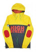HIGH STREET NYC-HIGH BEACH TECH BREAKER(YELLOW)<img class='new_mark_img2' src='https://img.shop-pro.jp/img/new/icons5.gif' style='border:none;display:inline;margin:0px;padding:0px;width:auto;' />
