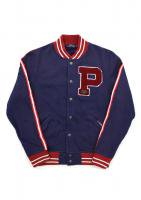 POLO RALPH LAUREN -NEW YORK SWEAT STADIUM JACKET(NAVY)<img class='new_mark_img2' src='//img.shop-pro.jp/img/new/icons5.gif' style='border:none;display:inline;margin:0px;padding:0px;width:auto;' />