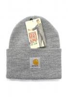 Carhartt -BEANIE CAP(GRAY)<img class='new_mark_img2' src='https://img.shop-pro.jp/img/new/icons5.gif' style='border:none;display:inline;margin:0px;padding:0px;width:auto;' />