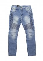 EMBELLISH -BIKER PANTS(DENIM)<img class='new_mark_img2' src='https://img.shop-pro.jp/img/new/icons5.gif' style='border:none;display:inline;margin:0px;padding:0px;width:auto;' />