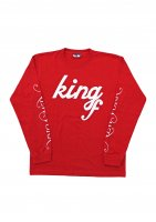 LOCKERS -K.O.N.Y L/S T-SHIRTS(RED)<img class='new_mark_img2' src='https://img.shop-pro.jp/img/new/icons5.gif' style='border:none;display:inline;margin:0px;padding:0px;width:auto;' />