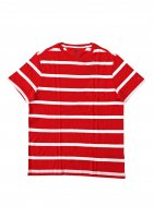 TOMMY HILFIGER-BORDER S/S T-SHIRTS(RED<img class='new_mark_img2' src='https://img.shop-pro.jp/img/new/icons5.gif' style='border:none;display:inline;margin:0px;padding:0px;width:auto;' />
