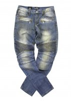 EMBELLISH -BIKER DENIM PANTS 18# (DENIM)<img class='new_mark_img2' src='//img.shop-pro.jp/img/new/icons5.gif' style='border:none;display:inline;margin:0px;padding:0px;width:auto;' />