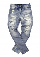 EMBELLISH -DENIM PANTS 15# (DENIM)<img class='new_mark_img2' src='https://img.shop-pro.jp/img/new/icons5.gif' style='border:none;display:inline;margin:0px;padding:0px;width:auto;' />