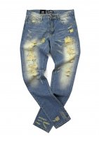 EMBELLISH -DENIM PANTS 16# (DENIM)<img class='new_mark_img2' src='https://img.shop-pro.jp/img/new/icons5.gif' style='border:none;display:inline;margin:0px;padding:0px;width:auto;' />