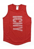 ICNY -MESH TANK(RED)<img class='new_mark_img2' src='https://img.shop-pro.jp/img/new/icons5.gif' style='border:none;display:inline;margin:0px;padding:0px;width:auto;' />