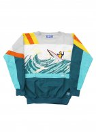 adidas-ISLAND CREW NECK(GREEN)<img class='new_mark_img2' src='https://img.shop-pro.jp/img/new/icons5.gif' style='border:none;display:inline;margin:0px;padding:0px;width:auto;' />