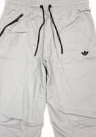 adidas -SPORT LUXE WOVEN PANTS(GRAY)<img class='new_mark_img2' src='//img.shop-pro.jp/img/new/icons20.gif' style='border:none;display:inline;margin:0px;padding:0px;width:auto;' />