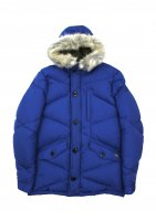 SCOTCH&SODA -DOWN JACKET(BLUE)<img class='new_mark_img2' src='https://img.shop-pro.jp/img/new/icons5.gif' style='border:none;display:inline;margin:0px;padding:0px;width:auto;' />