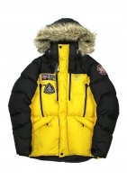 RLX -TRANSANTARCTIC EXPEDITION DOWN JACKET(BLACK×YELLOW)<img class='new_mark_img2' src='//img.shop-pro.jp/img/new/icons5.gif' style='border:none;display:inline;margin:0px;padding:0px;width:auto;' />