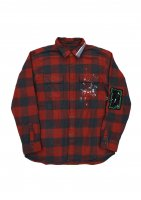 JJ GRANT -DISTRICT 12 BILLE FLANNEL L/S SHIRT(RED)<img class='new_mark_img2' src='https://img.shop-pro.jp/img/new/icons5.gif' style='border:none;display:inline;margin:0px;padding:0px;width:auto;' />
