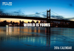 212.MAG -WORLD IS YOURS 2016 CALENDAR<img class='new_mark_img2' src='https://img.shop-pro.jp/img/new/icons5.gif' style='border:none;display:inline;margin:0px;padding:0px;width:auto;' />
