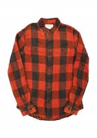 DENIM&SUPPLY - COTTON SHIRT(RED)<img class='new_mark_img2' src='//img.shop-pro.jp/img/new/icons5.gif' style='border:none;display:inline;margin:0px;padding:0px;width:auto;' />