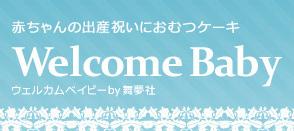 おむつケーキのオーダーメイド販売ウェルカムベイビー 栃木県宇都宮市から送料無料で通販 人気の出産祝い