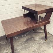 アメリカンヴィンテージ サイドテーブル