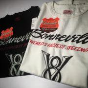 RECYCLE COTTON TEE(BONNEVILLE)