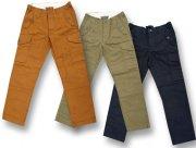 cushman22166 HERRINGBONE CARGO PANTS
