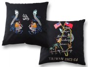 cushman29184 SOUVENIR PILLOW