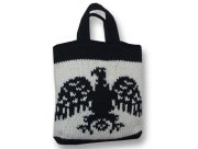 cushman29186 HAND KNITED COWICHAN BAG