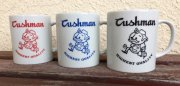 cushman 29198 20TH. ANNIVERSARY MUG CUP