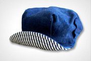 YEALOW イエロー 39301 DENIM WORK CAP